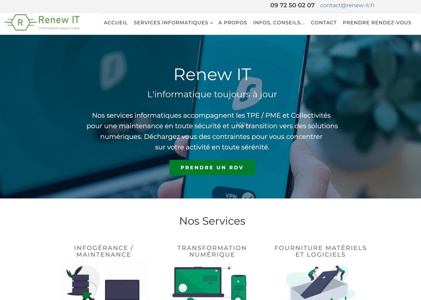 site indépendant